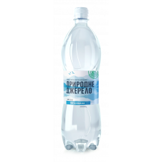 Упаковка питьевой артезианской негазированной воды Природне джерело 0.5 л х 12 бутылок (4820097892069)
