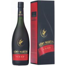Коньяк Remy Martin VSOP 1 л 40% в подарочной упаковке (3024482295126)