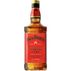 Ликер Jack Daniel's Tennessee Fire 1 л 35% (5099873006498)